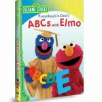 Preschool is Cool- ABC's With Elmo & Hot Potatoes! The Best of The Wiggles DVDs