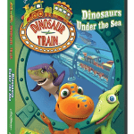 "Dinosaur Train ""Dinosaurs Under the Sea"" DVD"