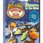 Dinosaur Train – Dinosaurs in the Snow DVD Giveaway (CLOSED)
