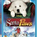 The Search For Santa Paws DVD/Blu-Ray