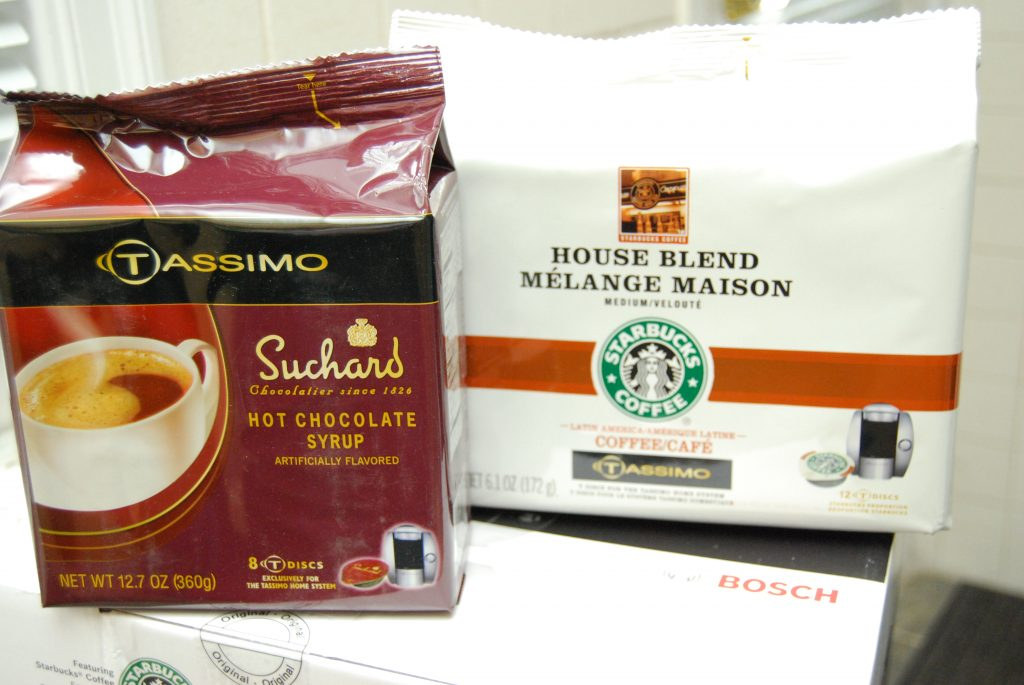 Tassimo Coffee Maker At Target : Tassimo T20 Review and Giveaway (Closed)- A Mom s Impression Resource for Busy Parents