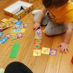 Mega Bloks Domino Build Game