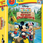 Mickey Mouse Clubhouse: Mickey's Great Outdoors – On DVD May 24th