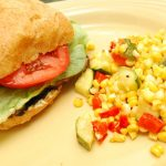 Grilled Pork Tenderloin Sandwich