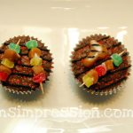 BBQ Themed Cupcakes  – Perfect for Father's Day or a Cookout