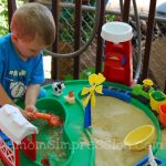 Step2 Sand and Water Fun Farm Review and Giveaway (CLOSED)