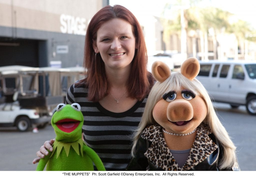 Kermit, Miss Piggy, and Me