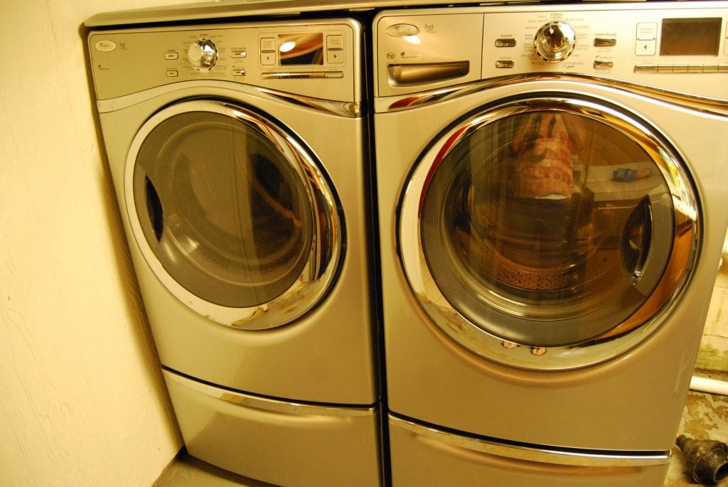 Whirlpool Duet Washer And Dryer The Second Month