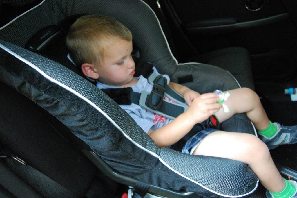 How To Remove Britax Marathon Classic Car Seat Cover