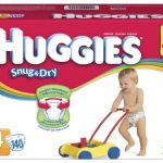 Huggies Has Improved the Snug & Dry Diaper (Review and Giveaway)
