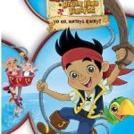 Jake and the Never Land Pirates Winter Pirate Adventure on Disney Junior December 2