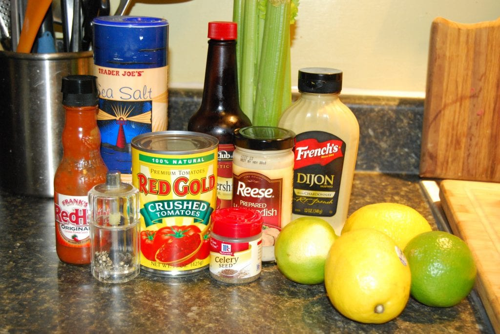 Ode to the Tomato - Bloody Mary Mix Recipe - A Mom's Impression ...