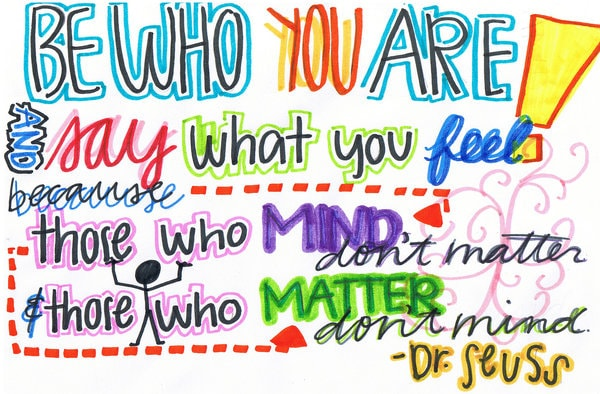 Best Dr. Seuss Quotes about life