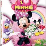 Mickey Mouse Clubhouse:  I Heart Minnie DVD