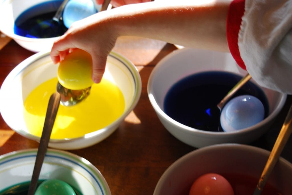 Easter Eggs- A Mom\'s Impression | Resource for Busy Parents
