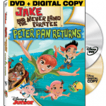 Jake and the Never Land Pirates – Peter Pan Returns