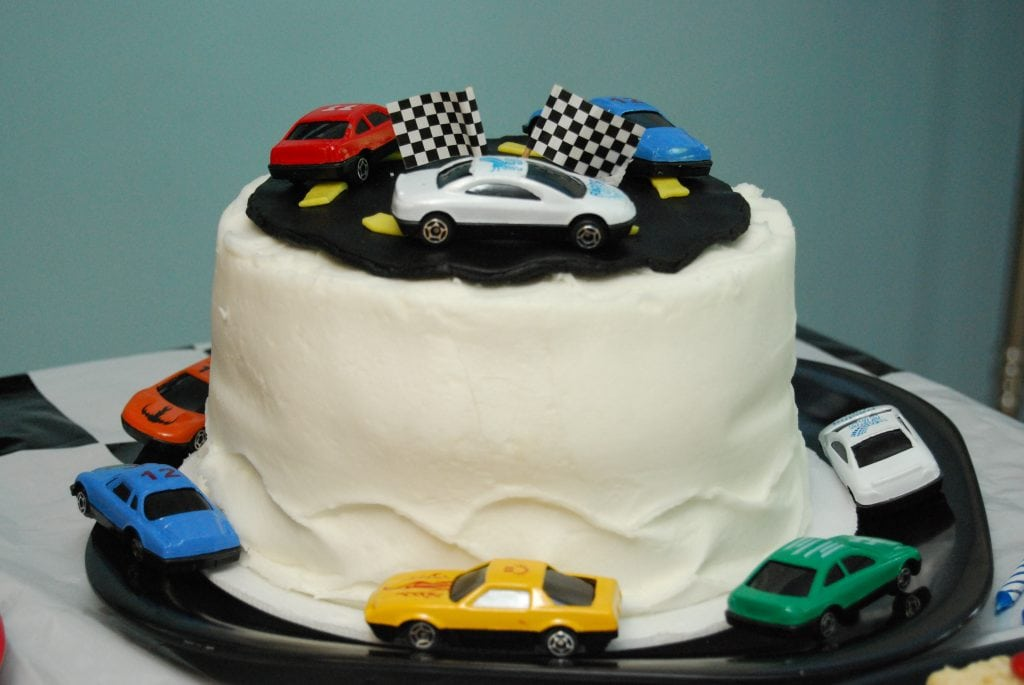 Race Car Birthday Party A Mom S Impression Recipes