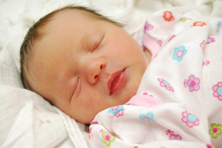 Infant Baby Girl