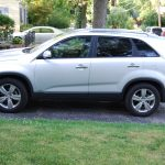 2012 Kia Sorento – A Family Car
