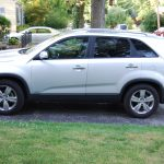 On the Road with the Kia Sorento