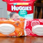 New and Improved Huggies Wipes – My Mommy Test