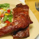 Hickory Smoked Spareribs & $200 Giveaway