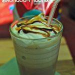 Hazelnut & Caramel Blended Mocha Recipe