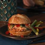 Explore the Unexpected with KRAFT Fresh Take – Bruschetta Burger Recipe & Giveaway