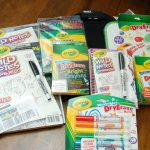 Back to School with Crayola & $25 Visa Gift Card Giveaway!