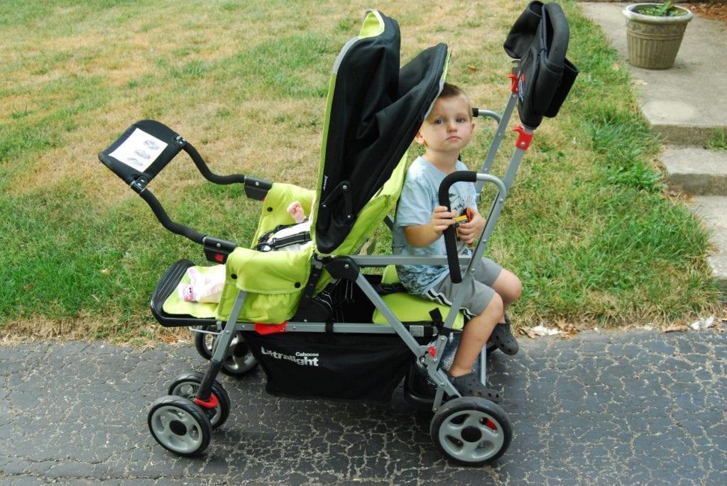 Joovy Caboose Ultralight Stand On Tandem Stroller A Mom S
