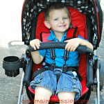 Getting Our Groove On With the Kolcraft Contours Optima Tandem Stroller