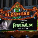 The Frankenweenie Premiere