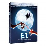 E.T. The Extra-Terrestrial Anniversary Edition Blu-ray™ Combo Pack – The Perfect Fall Movie