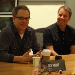 My Interview with Wreck-It Ralph Director Rich Moore and Producer Clark Spencer #DisneyMoviesEvent