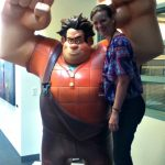 Wreck-It Ralph Press Day at the Disney Animation Studios #DisneyMoviesEvent