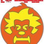 Fun Pumpkin Cutouts and Masks for Halloween