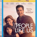 People Like Us Blu-ray Combo Pack – Perfect for the Holidays