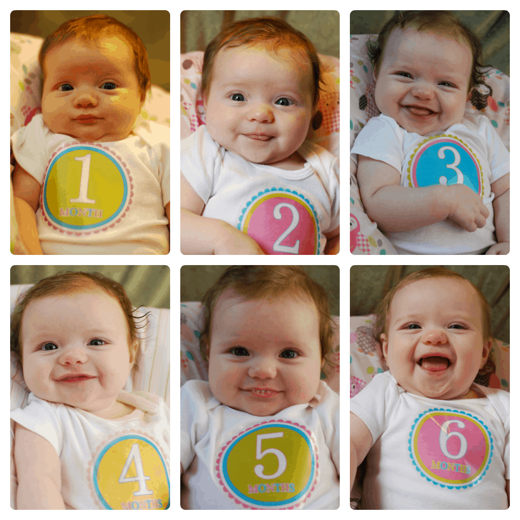 Baby Months 1-6