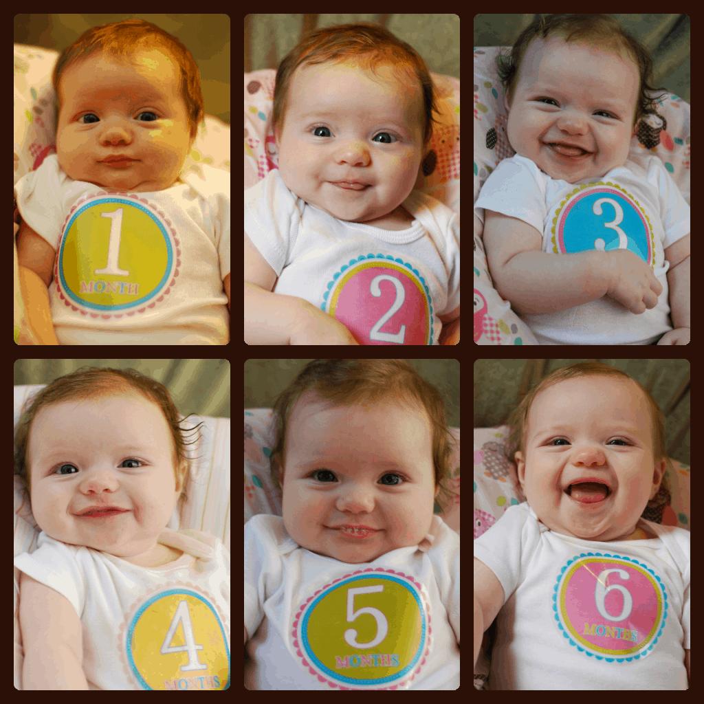 Baby Months 1-6