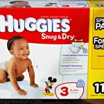 Huggies Snug and Dry Diapers
