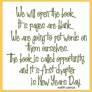 New Years Day Quote
