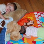 Children and the Floor: Keeping Safe