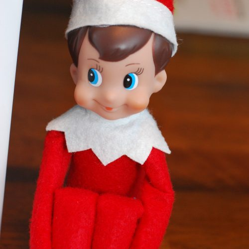 It's Almost Time to Welcome Back Your Elf on the Shelf