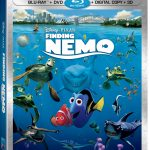 Finding Nemo Now on HD Blu-ray and Blu-ray 3D – A Great Holiday Stocking Stuffer