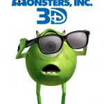 MONSTERS, INC. NOW IN 3D!