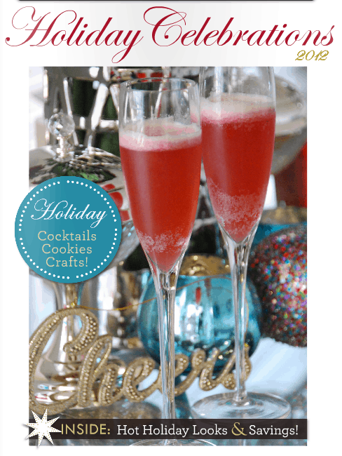 Party Bluprints #HolidayGuide