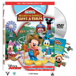 Mickey Mouse Clubhouse: MICKEY & DONALD HAVE A FARM – Now on Disney DVD (Giveaway)
