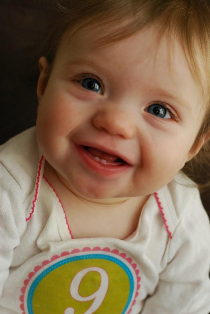 9 month Caroline