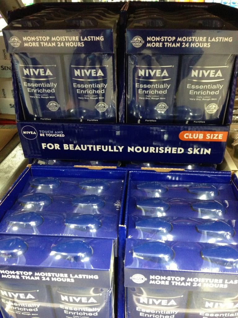 NIVEA at Sam's Club
