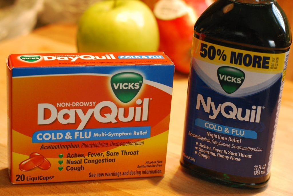 Vicks DayQuil Cold & Flu Relief